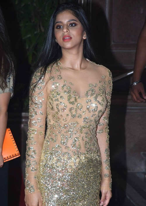 Suhana khan hot pics